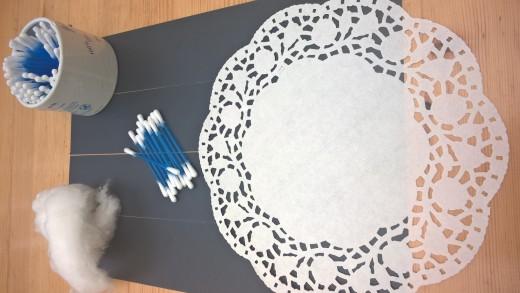Black & White Arts & Crafts