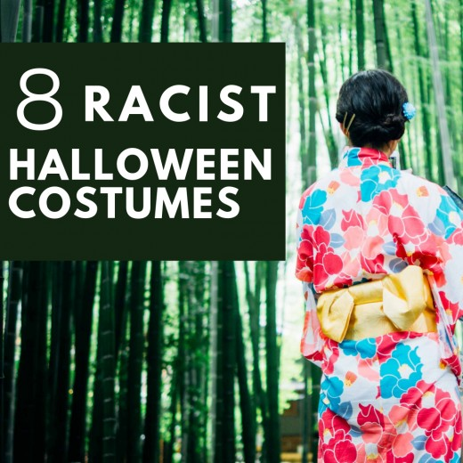 8 Racist Halloween Costumes White People Need to Stop