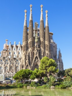 Five Places to Visit in Barcelona