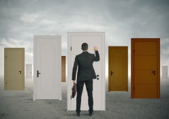 Doors Are Always Open, We Have to Open Several Bad Ones to Find the Right One.