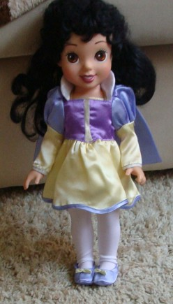 Little Hotaru Custom Made Doll