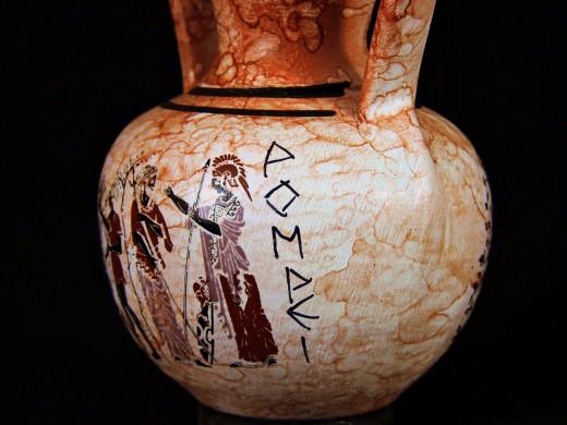 Grecian Urn/ Pompei