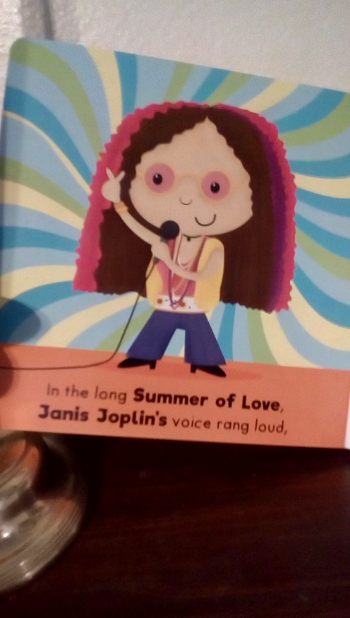 Janice Joplin from The Story of Rock