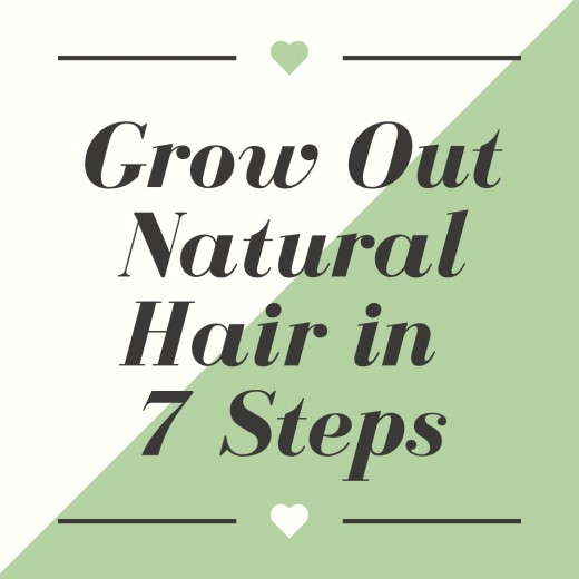 Minimizing breakage is the key to long, natural hair.
