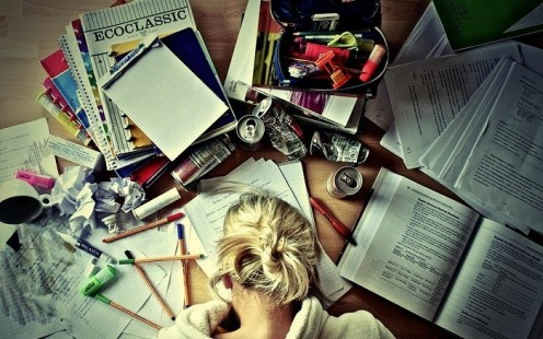 Studying a little every day is better than cramming!
