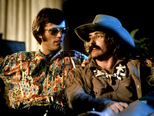 "Peter Fonda ""Wyatt"" and Dennis Hopper ""Billy."""