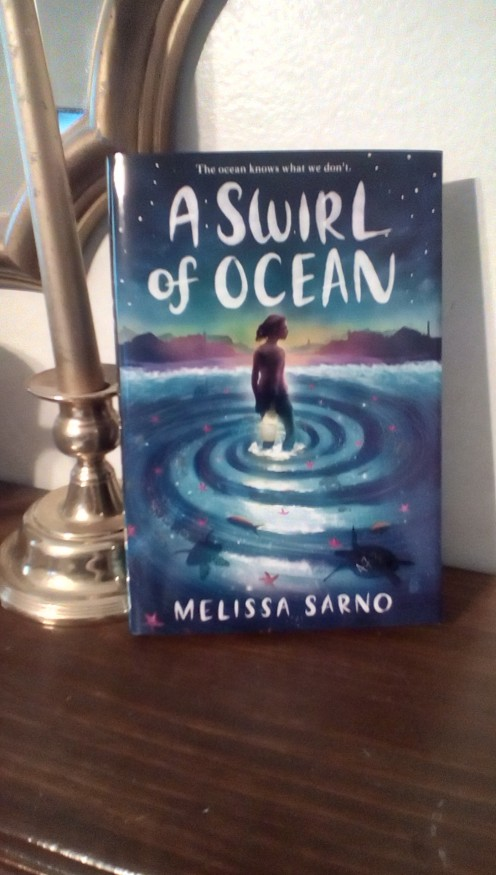 Compelling story of a young girl and her love for the ocean.  The ocean's dangerous riptide brings new secrets about the past.