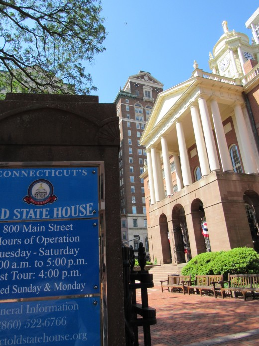 Old State House, Hartford, CT.
