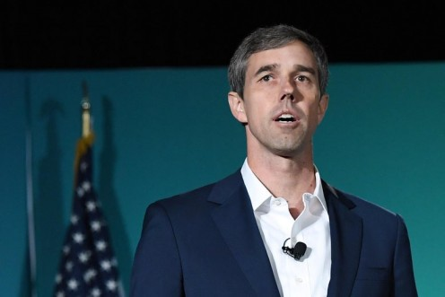 Beto O'Rourke, Texas Candidate for President of the United States.