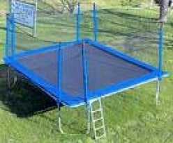 Buying a Square Trampoline