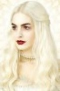 WHITE QUEEN: Anne Hathaway
