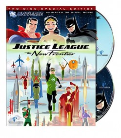 Animated Movie Review: Justice League: New Frontier (2008)
