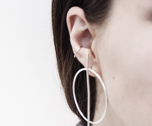 The earrings you wear are part of your personality.
