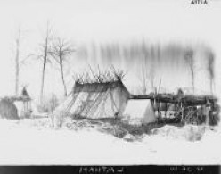 Colville Reservation in Washington, 1901