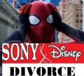 Sony Disney Divorce Over Spider-Man