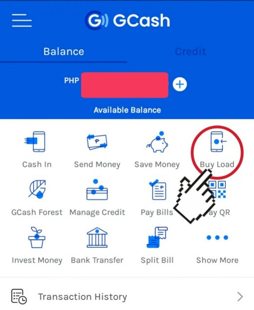 How to Easily Buy Load Using the GCash App
