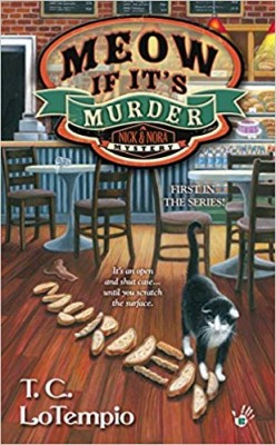 Book Review: Meow If It's Murder by T.C. Lotempio
