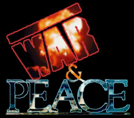 War Vs Peace