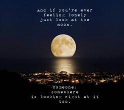 Poem : Blood Moon