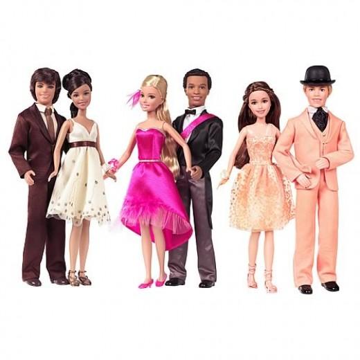 High School Musical 3 Dolls
