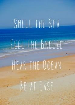 Poem : Cool Breeze
