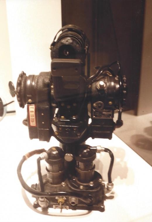 A Norden bombsight