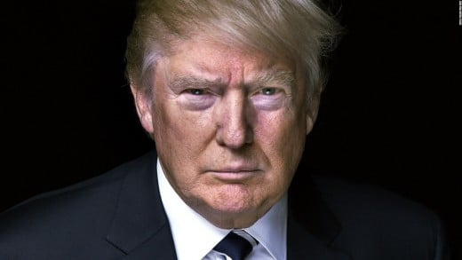 45th President of the United States of America.