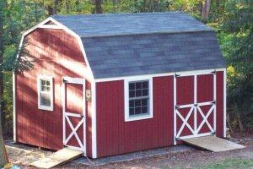 Garden Shed Designs - 5 Ideas For Your New Shed