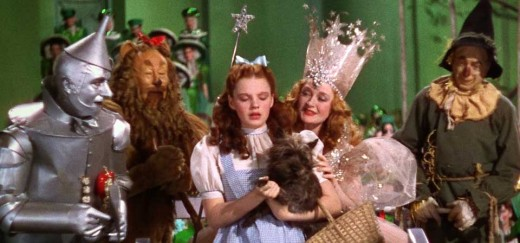 In 1989, The Wizard of Oz (1939) was entered into the National Film Registry.