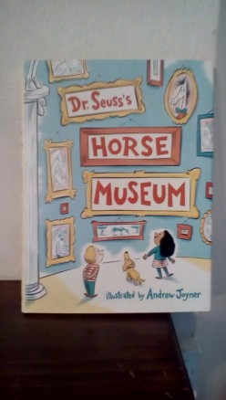 Art Education With a Visit to an Art Museum in Newly Discovered Picture Book from Dr. Seuss
