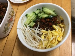A Simple Cha Jang Mein Recipe