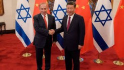 China and Israel in the Middle East