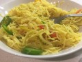 Vegetarian Vermicelli Noodles Pasta (With Pictures)