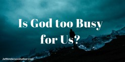 Comment Inspired Poem: God Has Failed!