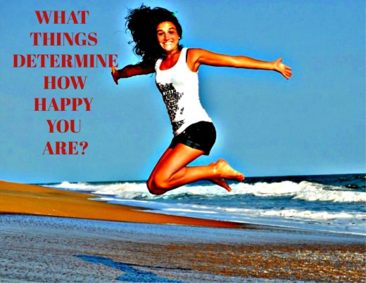 Learning what makes you truly happy can greatly improve your life.