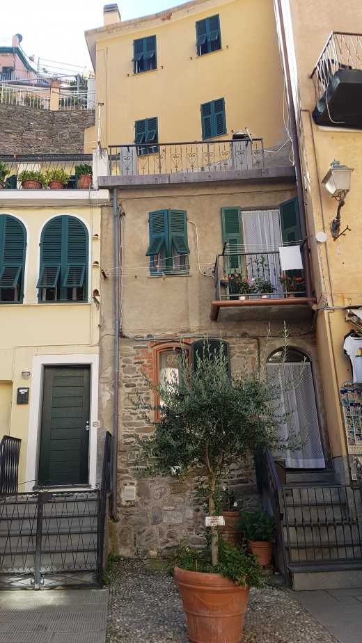 Typical Ligurian House in Vernazza