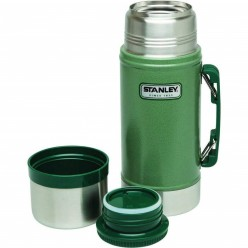 Remember, It's Stanley Thermos Bottles for Your Hot Soups; Cold Drinks