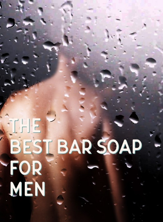 A great day begins with a great shower -- and the manly smell of a great bar soap.