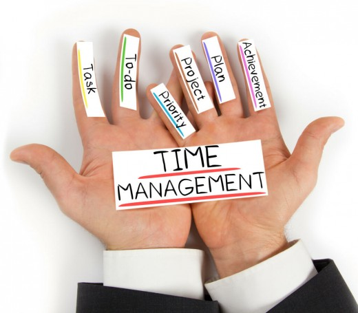 Time management equals to economy of effort