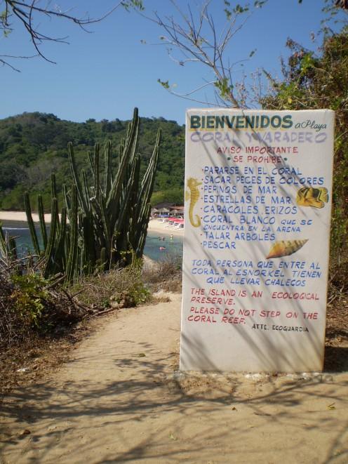 Isla Ixtapa, on Mexico's Pacific coast.