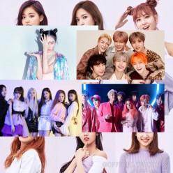 My Top 5 Favorite K-Pop Songs of 2019