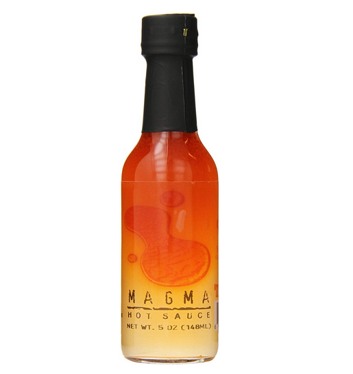 Magma: one-million Scoville Units strong