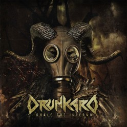 Review of the Album Inhale the Inferno by Greek Thrash Metal Band Drunkard