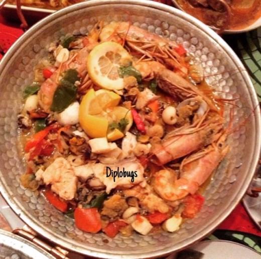 Portuguese cuisine, cataplana