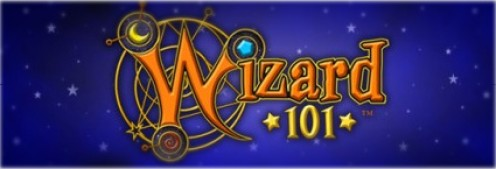 This logo is directly from Wizard101.com.
