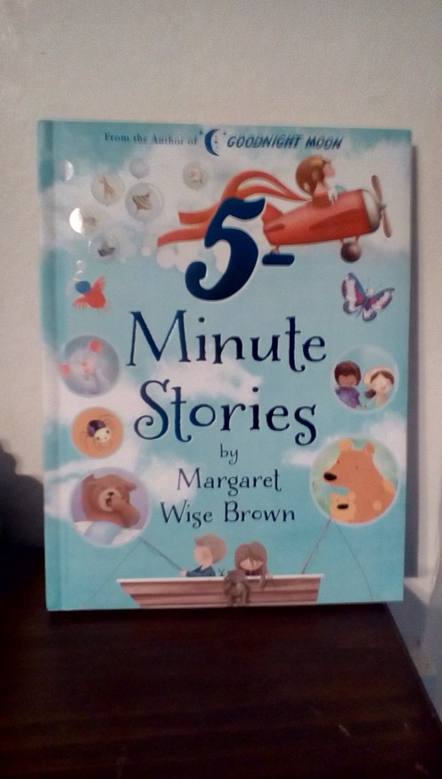charming short stories for bedtime or anytime from beloved author Brown