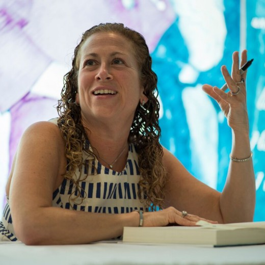 Jodi Picoult is a celebrated American author who has penned novels about LGBTQ+ rights.