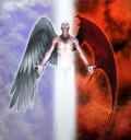 Satan is transformed into an angel of light