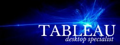 Tableau Basics for Desktop Specialist Exam