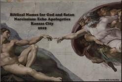 Biblical Names for God and Satan